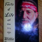 The Facts of Life and Other Dirty Jokes--Willie Nelson, Price Includes S&H
