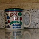 Flowers, Inc. Balloons - Good Luck Mug, Price Includes S&H