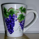 Todays Home Grape Mug, Price Includes S&H
