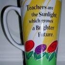 Teachers Are the Sunlight Mug, Price Includes S&H