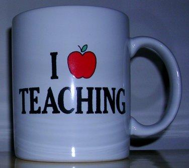 Teaching Mug, Price Includes S&H