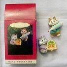 "Hallmark Keepsake Ornament ""Sweet Greetings"" Price Includes S&H"