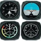 Aviation Coasters - Price includes S&H