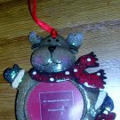 St. Nicholas Square Ornament Frame--Reindeer, Price Includes S&H