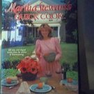Martha Stewart's Quick Book--200 easy and elegant recipes, Price Includes S&H