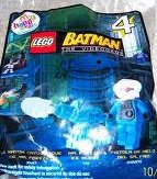 Lego Batman the Video Game Mr. Freeze Ice Blast, Price Includes S&H