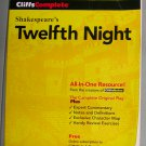 Cliffs Complete Twelfth Night #2, Price Includes S&H