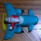 Mac Tonight Airplane With McDonalds Moon Man--1988 Happy Meal Toy, Price Includes S&H