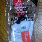 Chick-fil-A Cow Wrist Watch Orange, Price Includes S&H