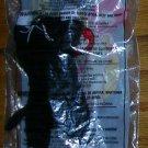 McDonald's Ty Teenie Beanie Babies--1998 #10--Zip the Black Cat, Price Includes S&H