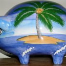 Style Eyes by Baum Bros. South  Pacific Collection Piggy Bank, Price Includes S&H