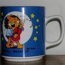 Garfield as Elvis Mug, Price Includes S&H