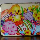 Easter Bunny Candy Tin/Container by Giftco Hong Kong, Price Includes S&H