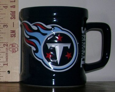 1999 Tennessee Titans  NFL Coffee Mug, Price Includes S&H