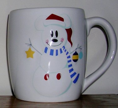 Mickey Mouse Cookies and Milk for Santa (Mug Only), Price Includes S&H