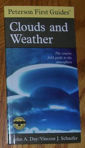 Peterson First Guides - Clouds & Weather (1998) - Used Paperback, Price Includes S&H