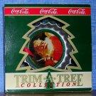 Coca-Cola Trim-a-Tree Collection Ornament, Price Includes S&H