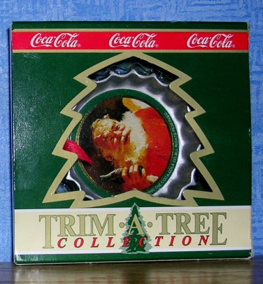 Coca-Cola Trim-a-Tree Collection Ornament, Price Includes S&H