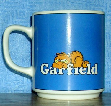 Vintage Garfield Coffee Mug, Price Includes S&H