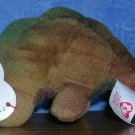 1999 Teenie Beanie Baby Steg the Stegosaurus from McDonald's, Price Includes S&H