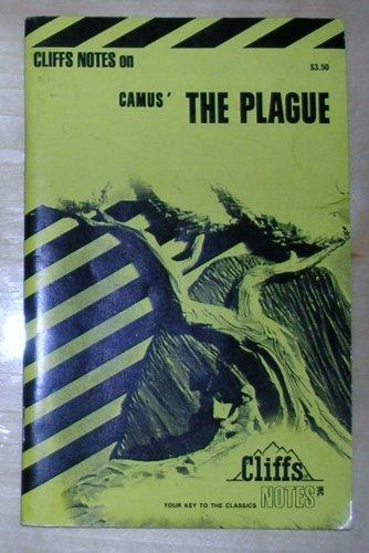 Cliffs Notes--Camus' The Plague, Price Includes S&H
