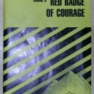 Cliffs Notes--Crane's Red Badge of Courage
