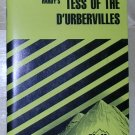 Cliffs Notes--Hardy's Tess of the D'ubervilles, Price Includes S&H