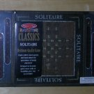 Melissa & Doug Past-Tyme Classics Solitaire Heirloom Quality Game, Price Includes S&H