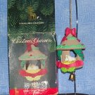 Christmas Charmers Home Tweet Home First Edition Bird House Ornament--1991, Price Includes S&H