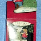 Hallmark Keepsake Ornament Eager For Christmas Tender Touches 1994, Price Includes S&H