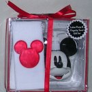 Disney Mickey Mouse Lotion Pump and Fingertip Towel Gift Set, Price Includes S&H