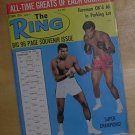 The Ring Magazine October 1974 Big 96 Page Souvenir Issue, Price Includes S&H