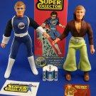 Super Collector Brick Mantooth Kit Mego Style Figures