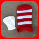 Dr Seuss Hat and Diaper Cover