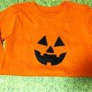 Jack 'O Lantern Face Shirt