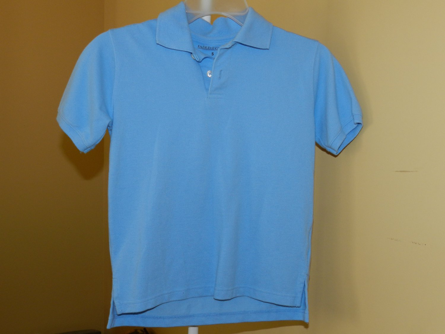 Fade Glory Polo Style Boys Shirt