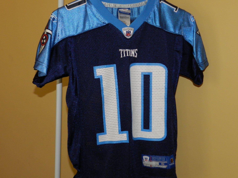 Titans Football Jersey