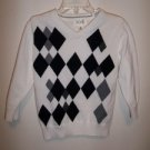 The Children's Place, Toddler Boys Argyle Sweater, Size 24mos.