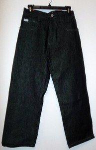 Boys black South Pole Black Jeans, Size 12