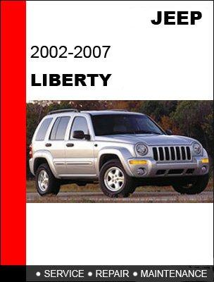 2007 jeep liberty repair manual free