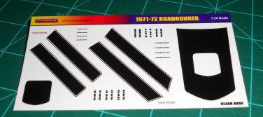 1971-72 Plymouth Roadrunner