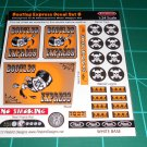 Bootleg Express Decal Set for Monogram's Beer Wagon Kits