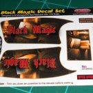 Black Magic Decal Set