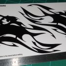 Black Stallion Side Panel Decal Set 1:12 Scale