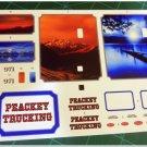Peackey Trucking Decal Set 1:25