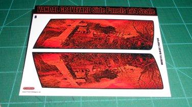 GraveYard Series B Vandal 1:24 Scale