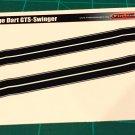 1968-69 Dodge Dart GTS / Swinger - Black 1:25