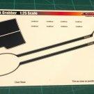 1971 Ford Maverick Grabber 1:25 Scale - Black