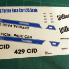 1970 Ford Torino Pace Car 1:25 Scale