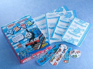 Thomas The Tank Engine Train 20pcs In 4 Ver Band Aids